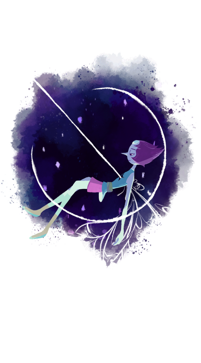 """I'm just a pearl. I'm useless on my own. I need someone to tell me what to do."" [Pearl • Steven Universe • Cartoon Network Studios] You can view this on tumblr via thi..."
