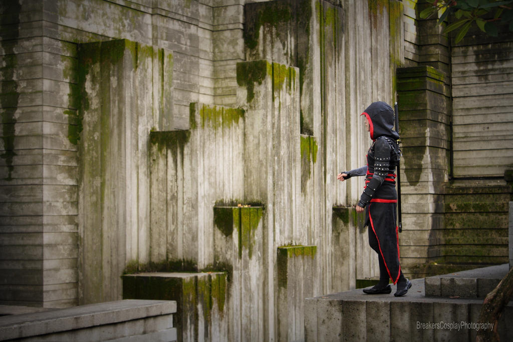 Shao Jun: Assassin's Creed Chronicles China by oyasumuidesu