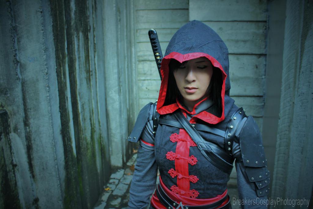 Shao Jun: Assassin's Creed by oyasumuidesu