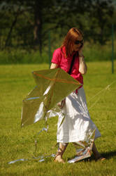 Kite Fairy by ziezula
