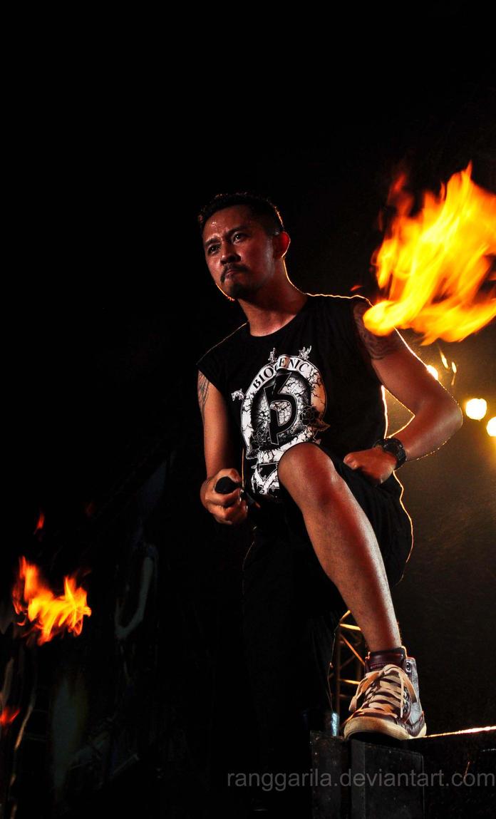 Burning Soul by ranggarila