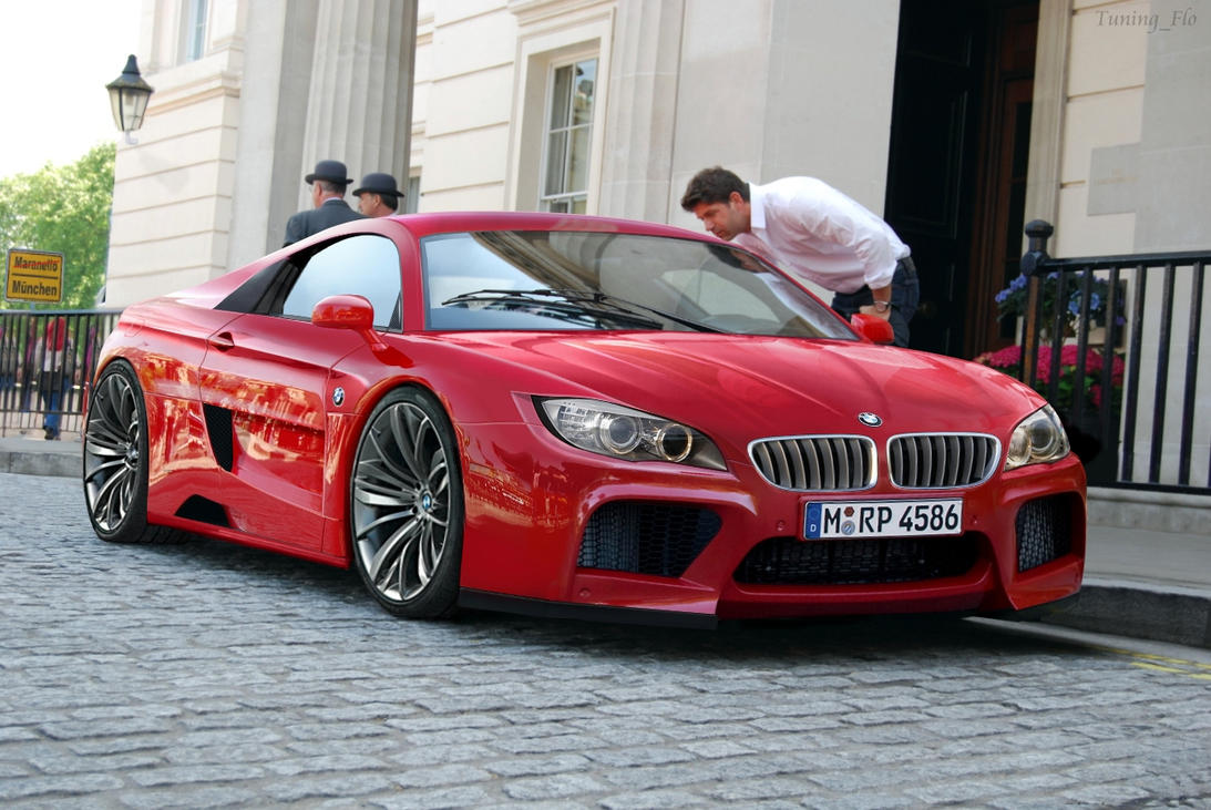 The new bmw m1 supercar by tuningflo on deviantart the new bmw m1 supercar by tuningflo sciox Images