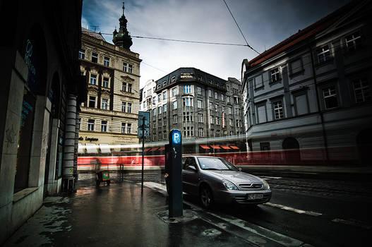 Rush in Prague 06