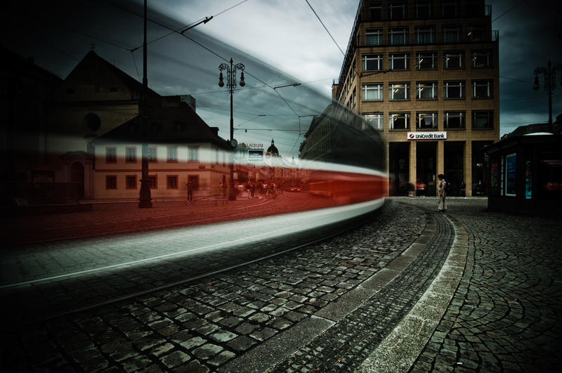 Rush in Prague 04 by drkshp