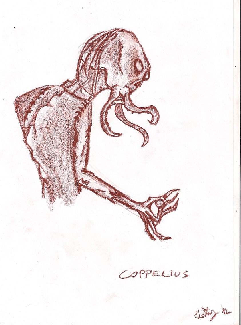 Coppelius by BoneHeart