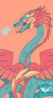 God of Wind | Quetzalcoatl