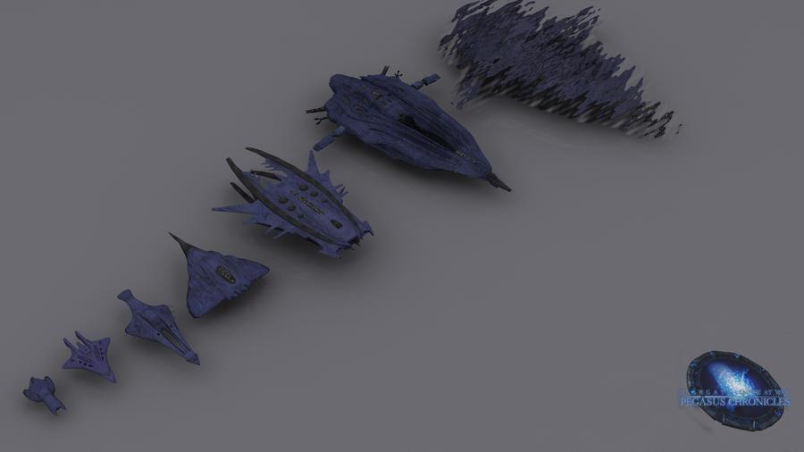 Wraith Capitals by SGMG-Klon