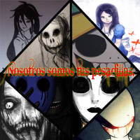 We Are Your Nightmares! by Hikari-Darks