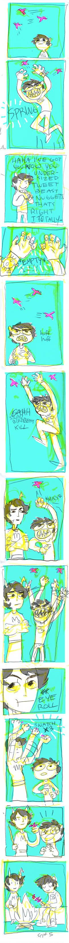 Stupidbirds by DefineTheSky