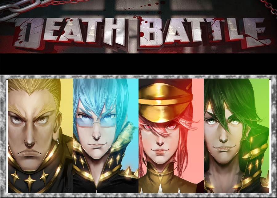 Request #15 Elite Four Battle Royale by LukeAlanBundesen