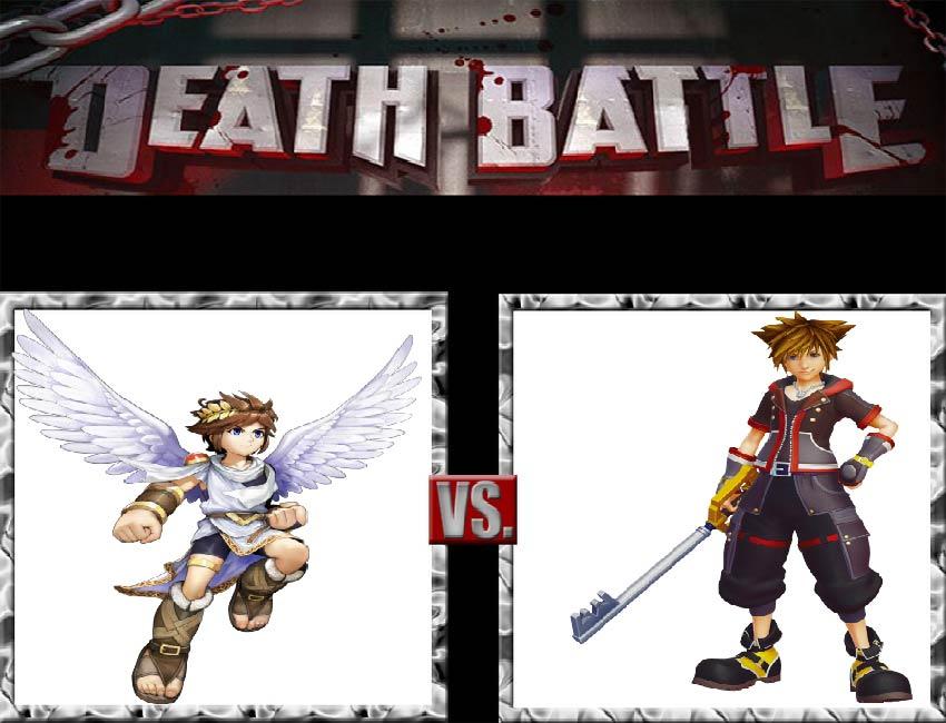 Request #26 Pit vs Sora by LukeAlanBundesen