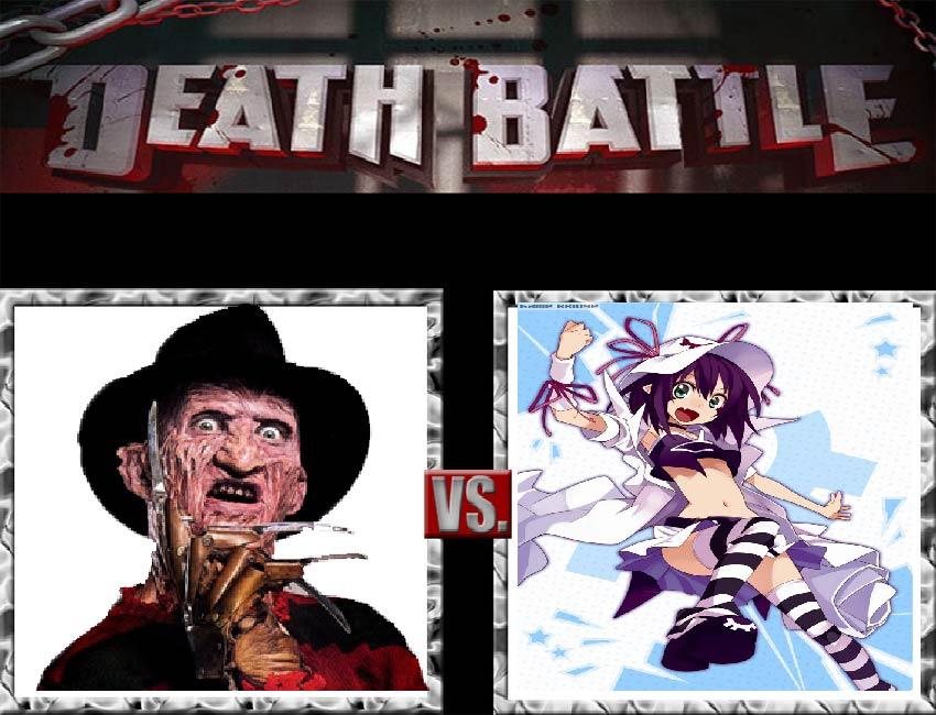 Request #30 Freddy Krueger vs Merry Nightmare by LukeAlanBundesen