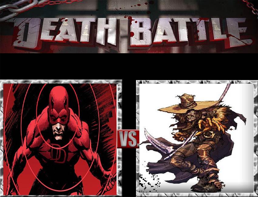 Request #53 Daredevil vs Scarecrow by LukeAlanBundesen