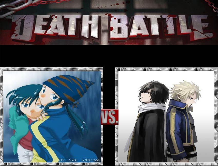 Request #77 Koji and Koichi vs Sting and Rogue by LukeAlanBundesen