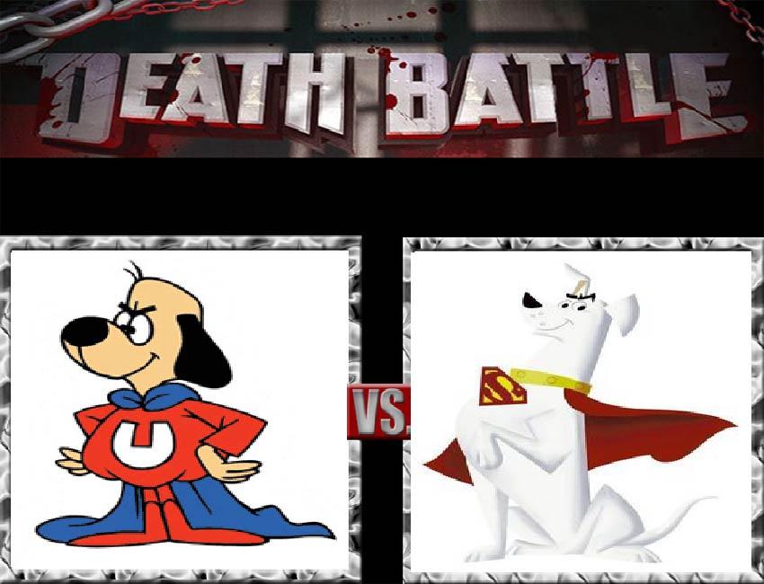 Request #79 Underdog vs Krypto by LukeAlanBundesen