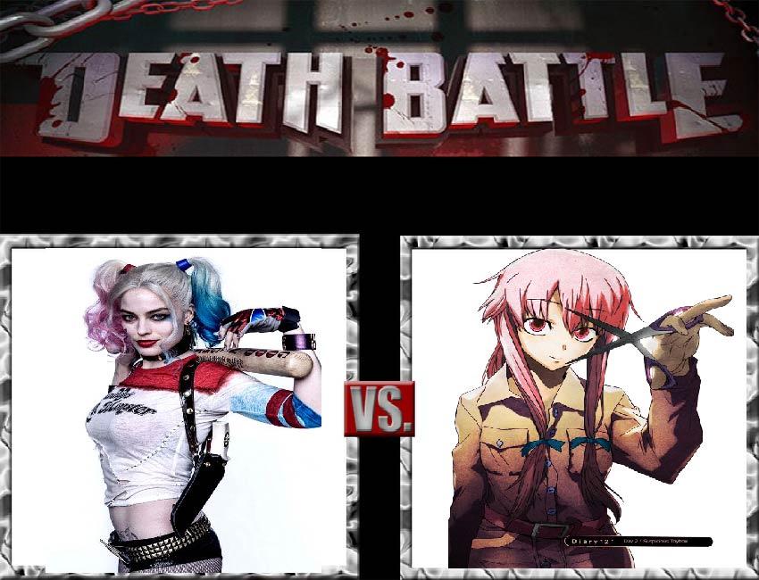 Request #80 Harley vs Yuno by LukeAlanBundesen