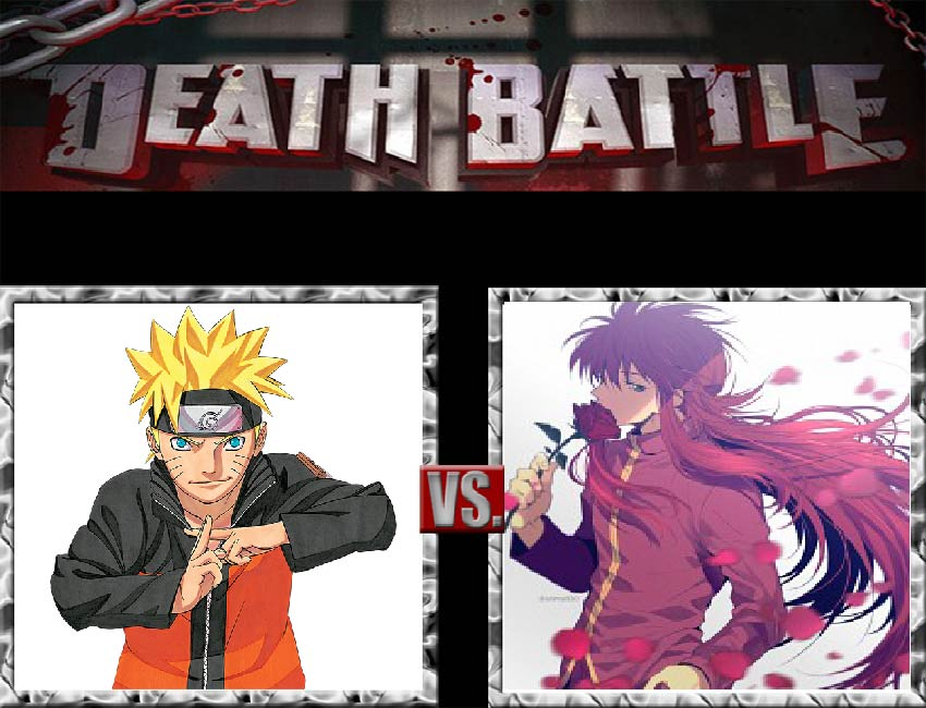 Request #83 Naruto vs Kurama by LukeAlanBundesen