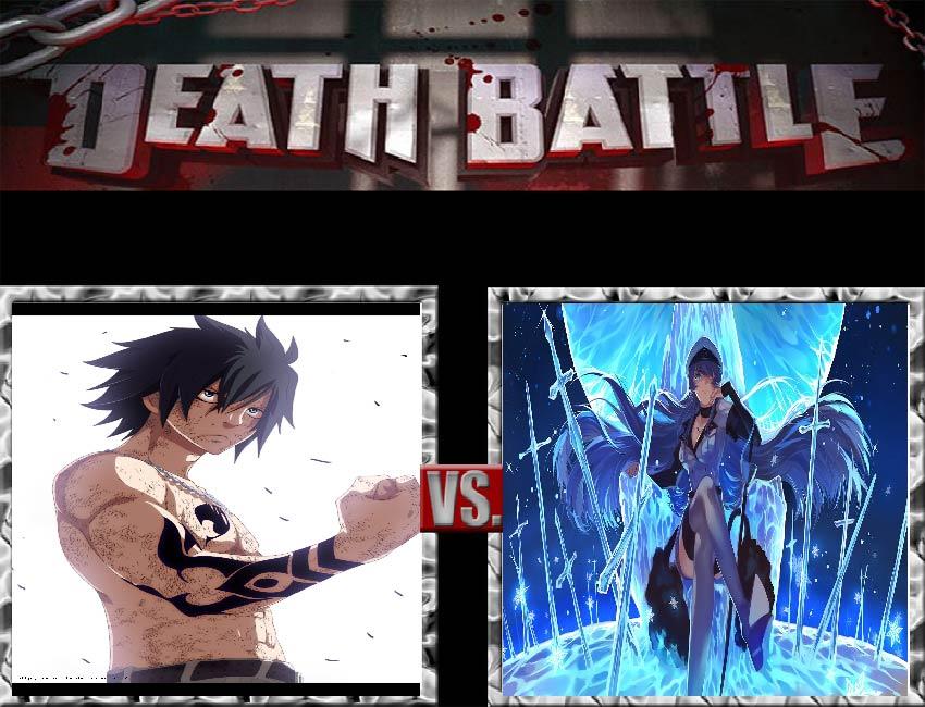 Request #97 Gray vs Esdeath by LukeAlanBundesen
