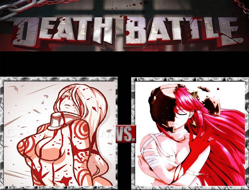 Request #100 Shiro vs Kaede by LukeAlanBundesen