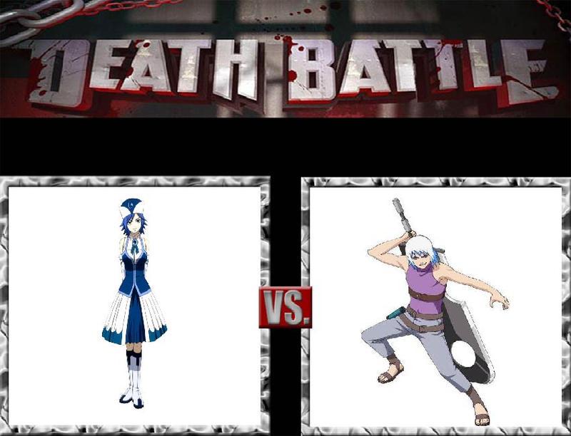 Request #103 Juvia vs Suigetsu by LukeAlanBundesen