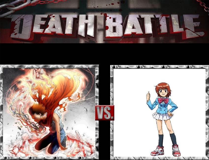 Request #104 Tetsuo vs Kaoru by LukeAlanBundesen