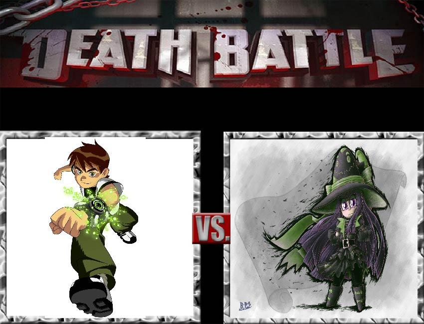 Request #117 Ben vs Fiona by LukeAlanBundesen