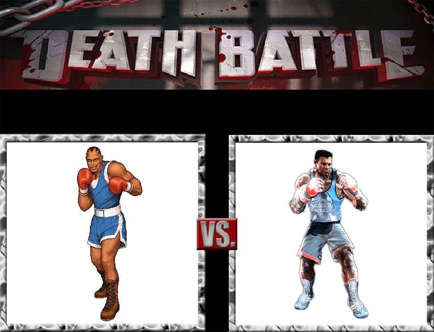 Request #128 Balrog vs Combo by LukeAlanBundesen