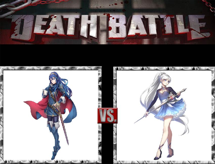 Request #131 Lucina vs Weiss by LukeAlanBundesen