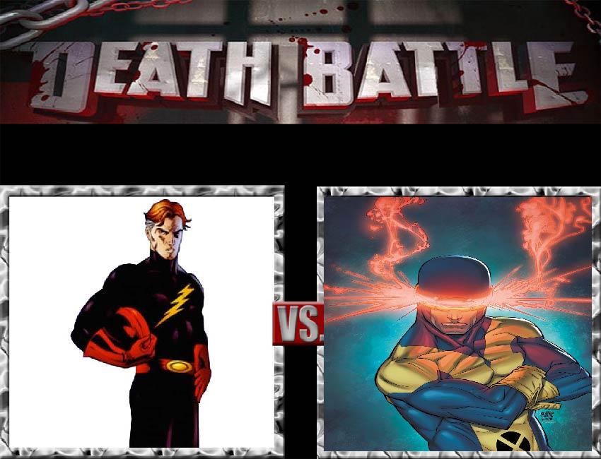 Request #138 Mento vs Cyclops by LukeAlanBundesen