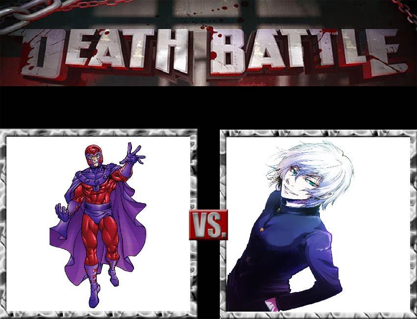 Request #154 Magneto vs Hyobu by LukeAlanBundesen