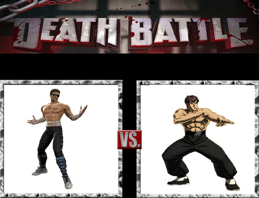 Request #157 Johnny Cage vs Fei Long by LukeAlanBundesen