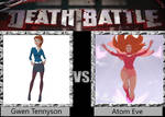 Request #398 Gwen Tennyson vs Atom Eve