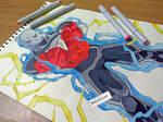 Jiren The Gray   Dragon Ball Super