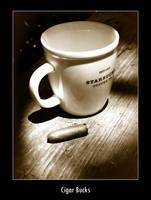 Cigar Bucks by cavez