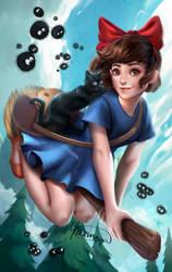 Kiki by Yasmine-Arts
