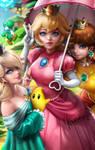 Mario's Ladies