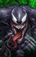 Venom by Yasmine-Arts