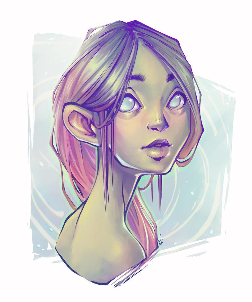 Pastels by MKmiec