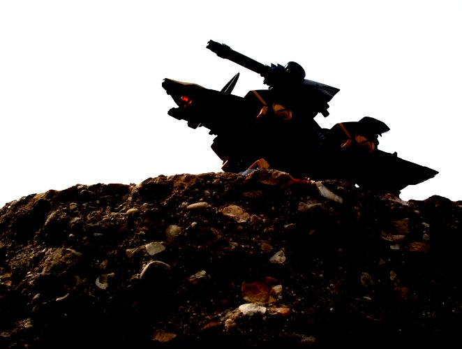 The gallery for --> Zoids Command Wolf
