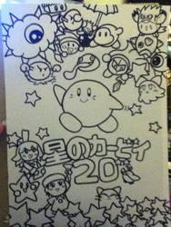 Hoshi No Kaibi 20th