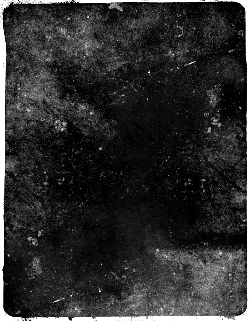 old photo plate