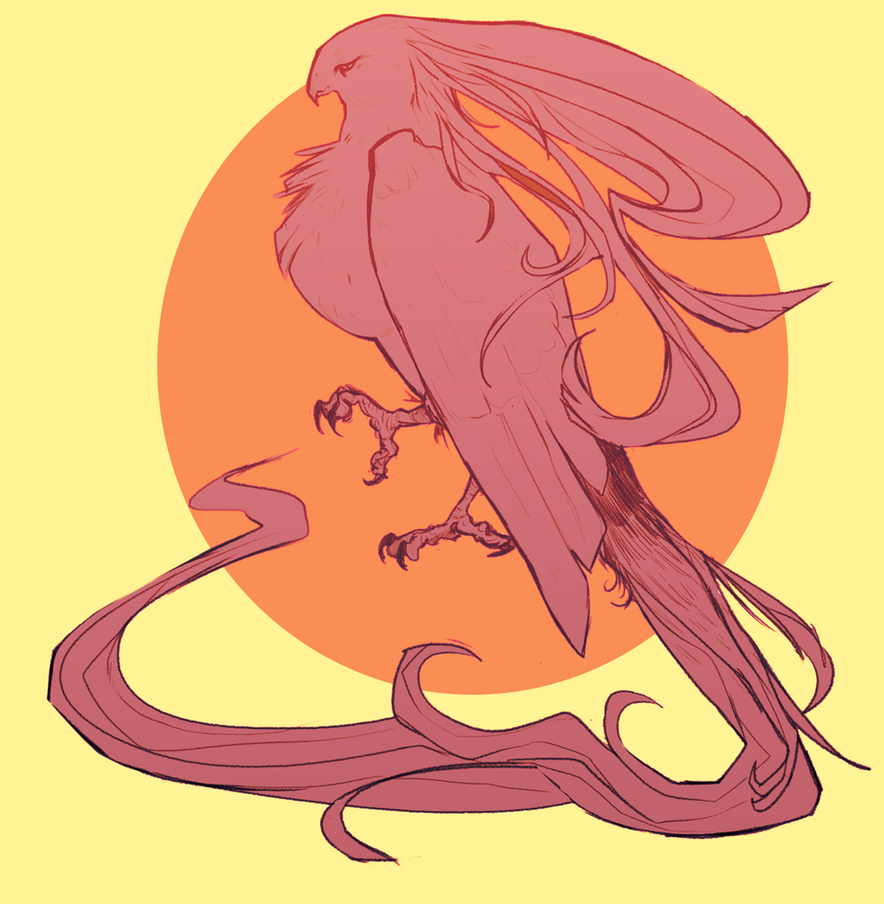thebirdbirdbird by Schakalo