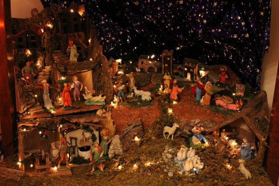 Christmas Crib By PuffyMumuDodi On DeviantArt
