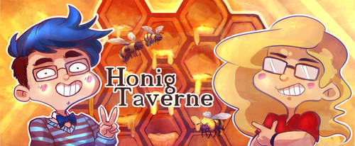 honey tavern by Orlinee