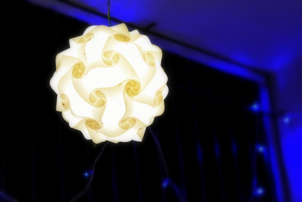 Zigsaw puzzle Lamp by siddharth-singh