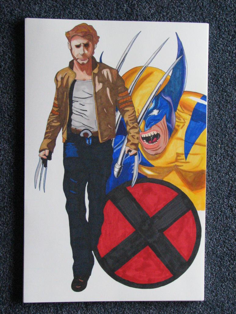Wolverine by GreyJedi