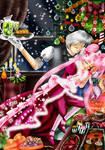 Whitebutler Christmas Chibiusa X Helios