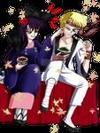Rei X Jadeite crossover Rurouni Kenshin