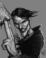 Joker Noir by jonlarkins