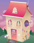that dang house
